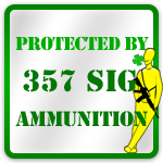 In Stock 357 sig ammo
