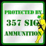 357 sig ammo